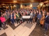 """Ondertekening convenant boekproject """"Verhaal van Gelderland""""."""